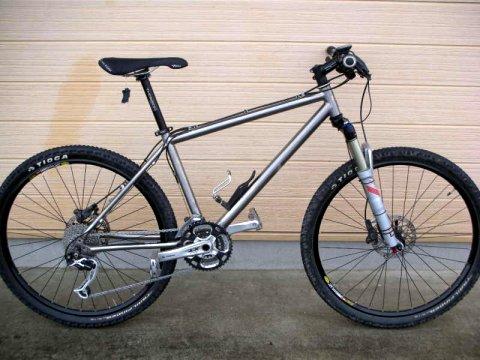 過去の自転車 AnchorRA5 、 LOUIS ...